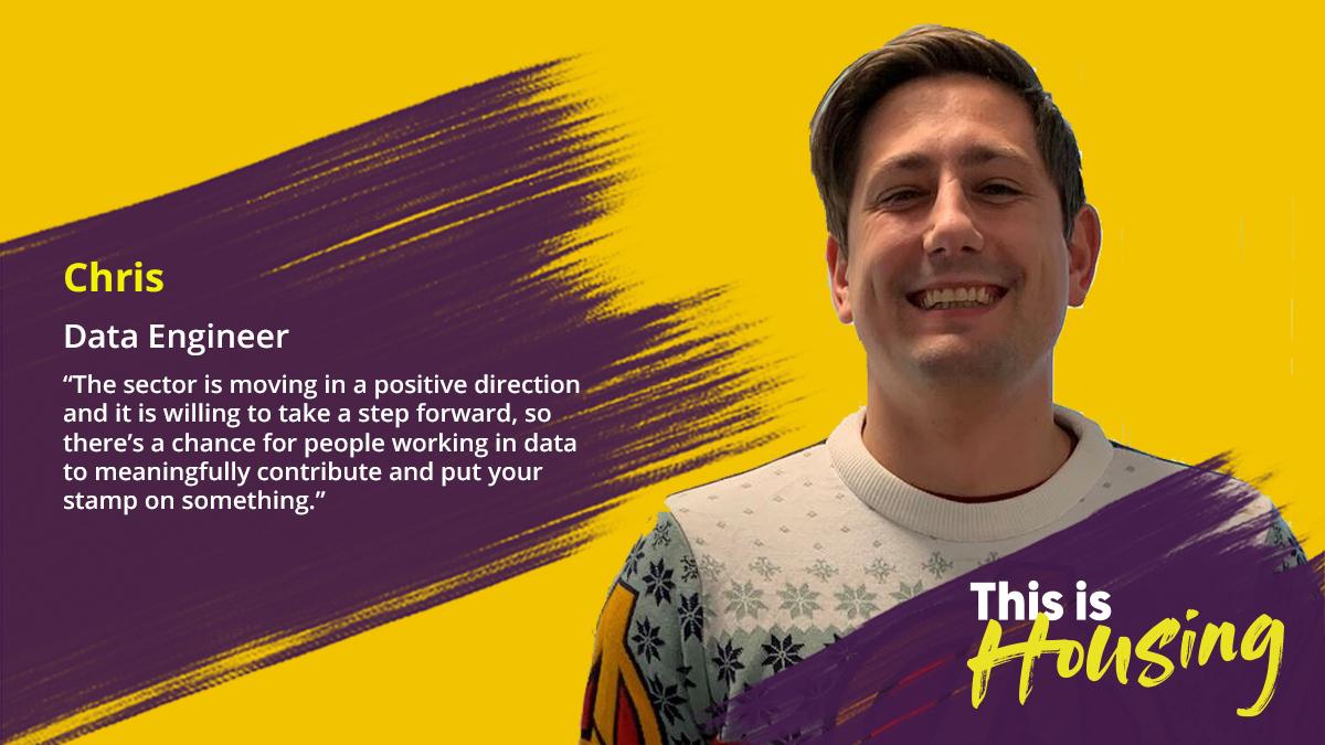 Chris, Data Engineer